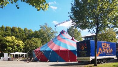 Zirkusprojekt der Klinik für Kinder- & Jugendpsychiatrie
