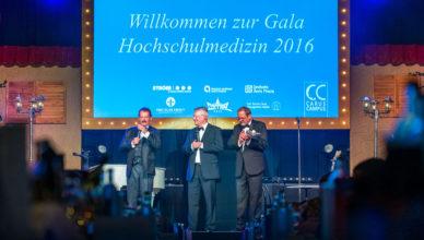 Gala Hochschulmedizin 2016