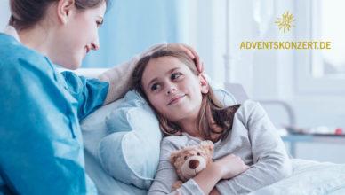 Damit auf der Kinder-Intensivstation die Seele nicht zu kurz kommt